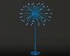 Mystic Blue Club Lamp 2