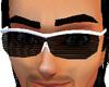 Glasses Black white