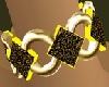 TD Bracelet Black,&Gold