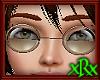Glasses Copper Thick