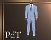 PdT Blue Summer Suit M