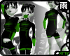 Curi Dress - Green