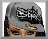 !S!BGIRL $ CAP GRAY