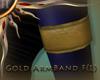 (II) Gold ArmBand F(L)