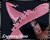 *Jinx Pink Witch Hat
