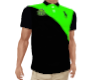 [CJ] Black&GreenPolo