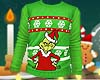The Grinch Sweater