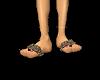 Cheetah Sea Sandals