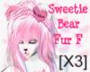 [X3] Sweetie Bear Fur F