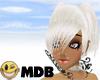 ~MDB~ IVORY PERSY HAIR