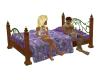 Lavender Jump Bed