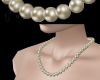 ֎ Short Pearls Necklace