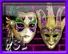 PSL Mardi Gras Masks