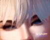 Lun bangs . blonde