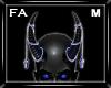 (FA)ChainHornsM Blue2
