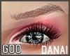 {G} Danai Brows Red Dk