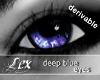 LEX - Deep blue eyes