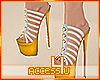 ! Light Orange Stiletto