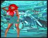 {MS} Ariel Starfish Feet