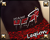Miami Heat Authenic SB