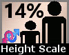 Height Scaler 14% F A
