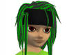 Black Green Valentine