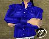 Tucked in Shirt (blu)