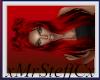Mashia red wif black
