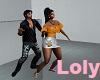 Couple pop dance 14p