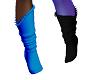 DUO BLUE SOCKS