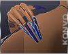 k. meech coffin nails