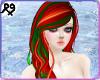 [9] Long Christmas Hair