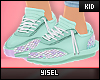 Y. Mermaid Sneakers