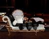a luxe versace sofa