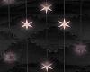 January / Star curtain