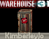 Warehouse 31 Tall Crate