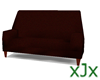 Simple No Pose Love Seat