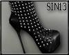 Fancy  Spike Heels