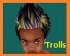 Kids Trolls Party Hair