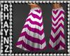 Long Summer Skirt *Pink