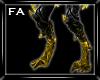 (FA)BurningLegsV2 Gold