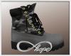 Camo BW Boot Gray