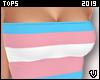 V| Trans Pride Top RLL