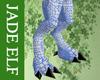 [JE] Silver Dragon Legs