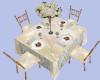 [B] Beach Guest Table