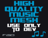 HQ Derivable Music Mesh