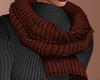 S. Layerable AuburnScarf