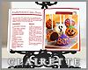 Halloween Cookbook.