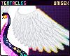 ⭐ Angel Wings White