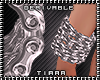 [MT] Biker Bracelet L